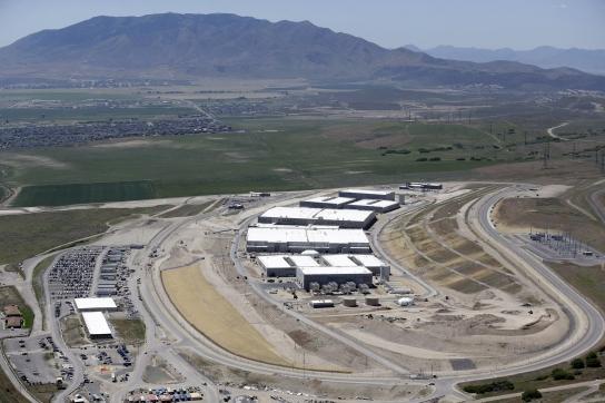NSA Data Center Utah