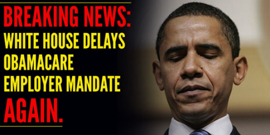 NEW-OBAMACARE-DELAY