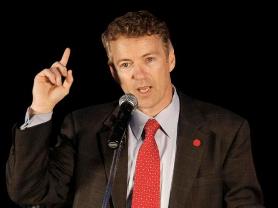 Rand Paul, Kelley Paul, William Paul, Robert Paul, Duncan Paul