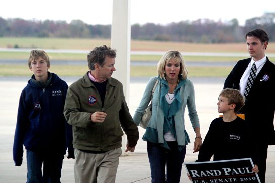 Rand_Paul_family