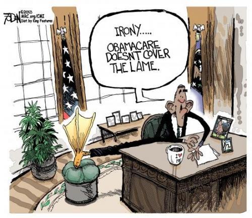 obamacareironylame