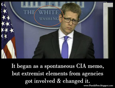 Jay Carney on Benghazi