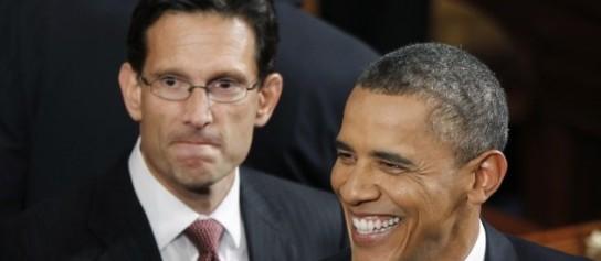 Cantor-Obama