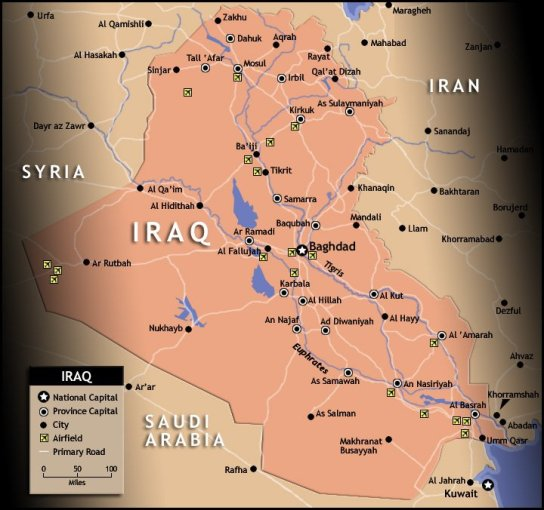 iraq-map-gen