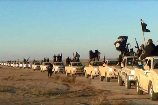 Islamic State of Iraq and the levant (ISIL)