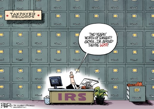 lois-lerner-irs-emails-cartoon-beeler-495x351