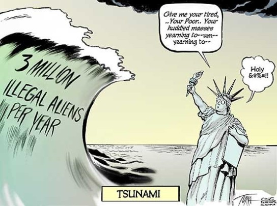 political-cartoon_on_immigration-tsunami-statue-of-liberty