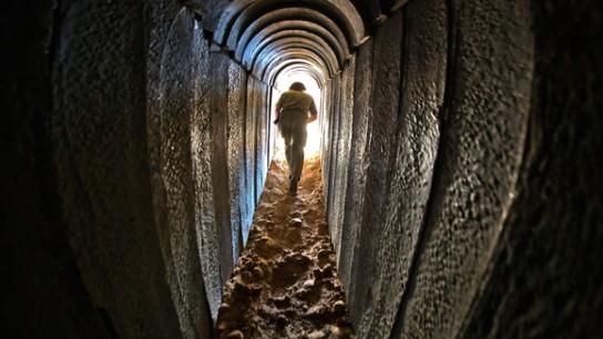 gaza-tunnels