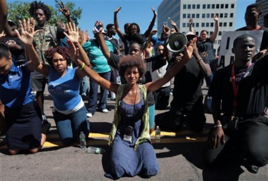 Michael-brown-civil-rights-racial-profiling