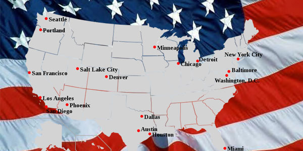 The Pronk Pops Show September Story Where Have - Map of us sanctuary cities