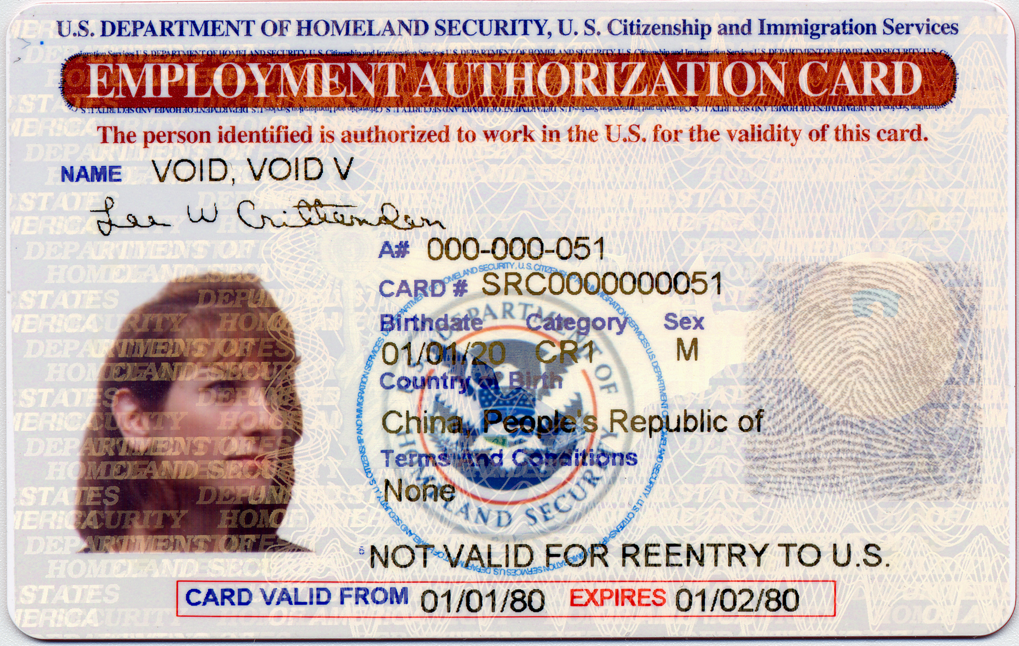 Permanent Resident Cards Prc Pronk Palisades