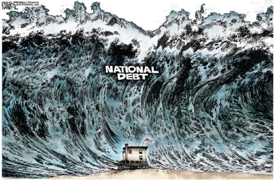 national-debt-wave