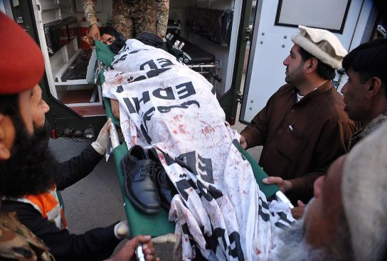Pakistan-Terror-Attack
