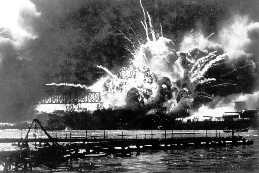 How do i write a 5-7 research paper on Pearl Harbor?