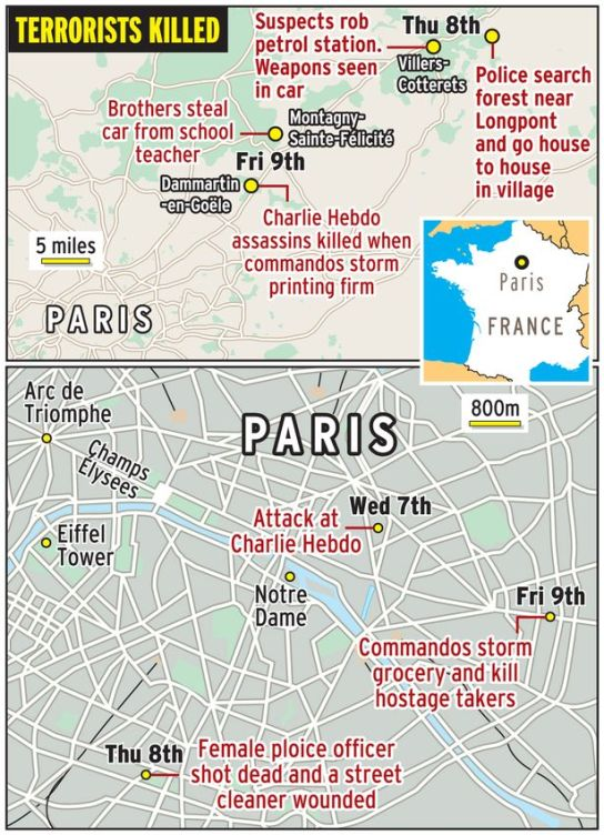 MAP-Paris-Charlie-Hebdo-attacks