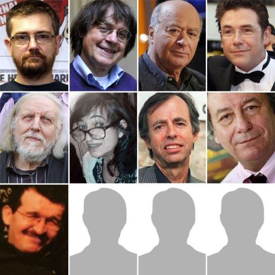 victims of terrorist attack charlie hebdo