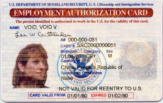 ead work permit