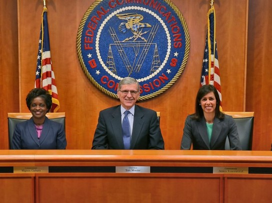 fcc-board-members voted for government takeover of internet