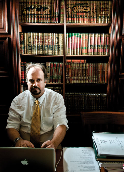 Bernard Haykel / Princeton University