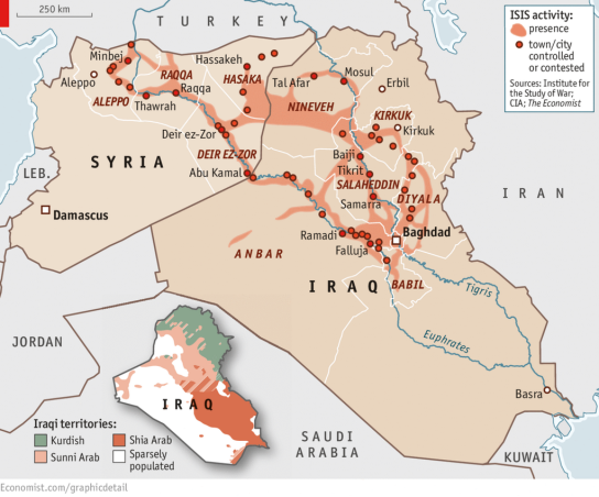 Mappa-Isis