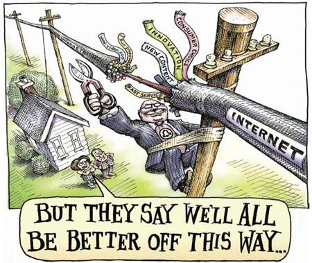 net neutrality cartoon