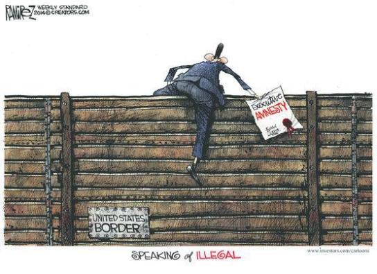 obama fence