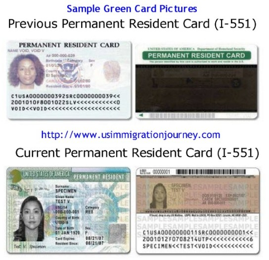 how to get a us green card canada