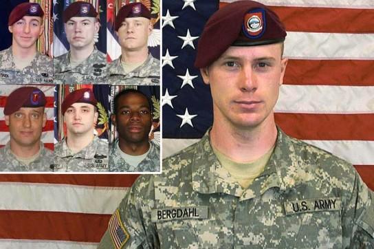 US-AFGHANISTAN-MILITARY-HOSTAGE-BERGDAHL