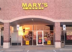 mary bakery