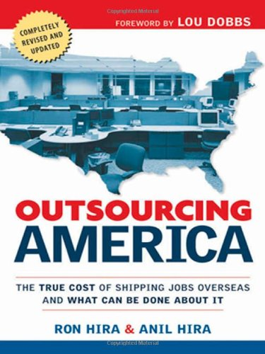 outsourcing of american manufacturing jobs Outsourcing jobs outsourcing for jobs in the us is making people more dependent on external assistance in performing tasks everything in the us is being outsourced nowadays be it catering, event planning, it services, accounting, cleaning, baby sitting, marketing etcetera.