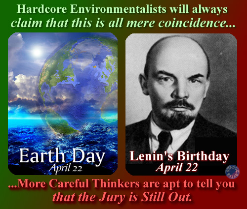 EarthDayLenin
