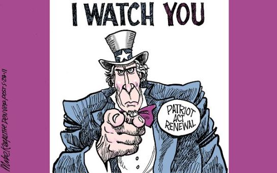 Patriot Act Renewal