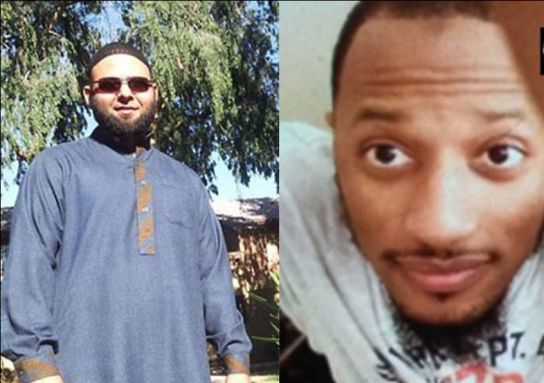 two terrorist