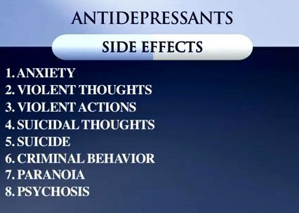 antidepressant-side-effect