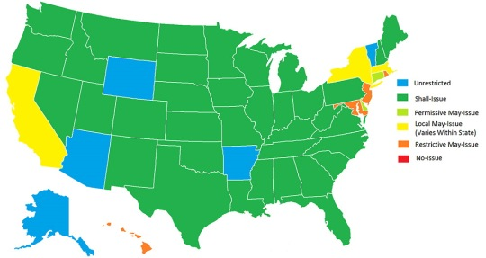 Concealed-Carry-States