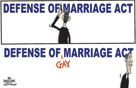gay marriage act