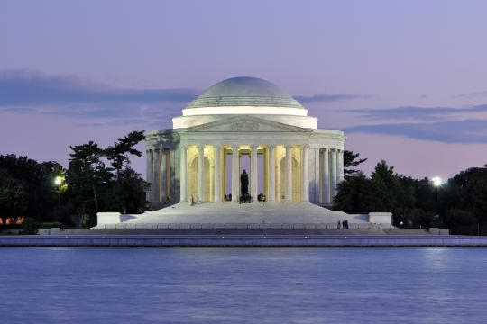 Jefferson_Memorial_At_Dusk_1