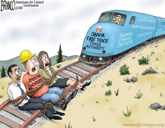 Obam-Train