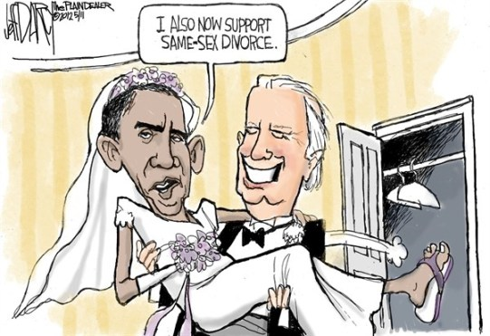 obama biden honeymoon