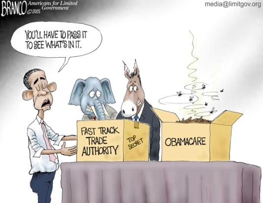 Obama-Fast-Track