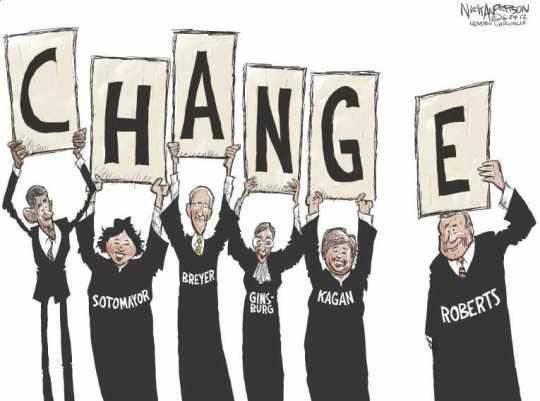 robertys change