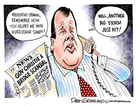 Christie-scandal-damage