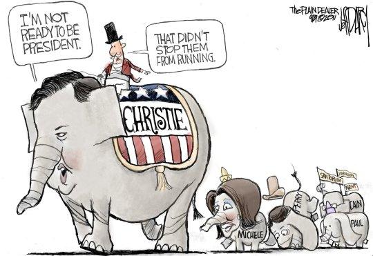 chritie elephant