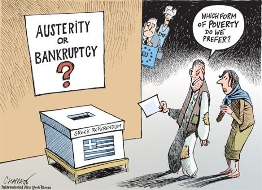 greeks vote