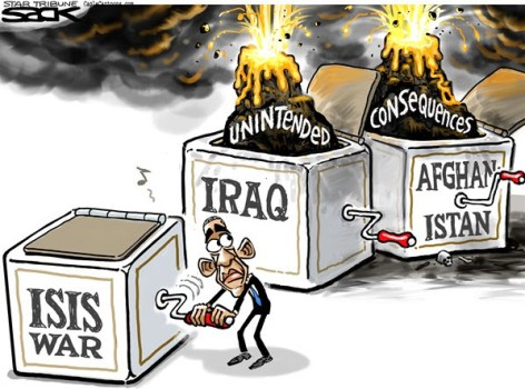 Obama-ISIS-Strategy