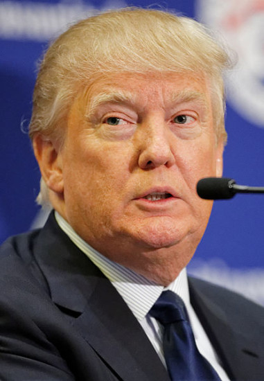 the Donald Trump