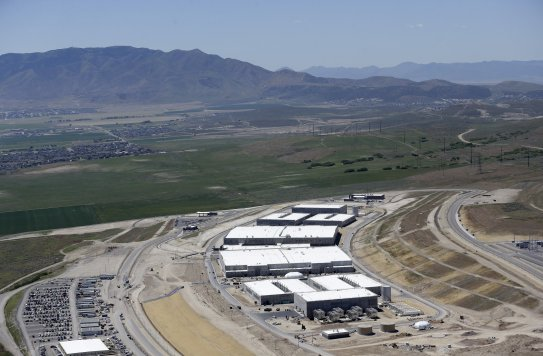 NSA Utah Data Center Bluffdale