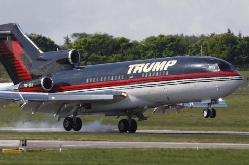 Trump Jet - Copy