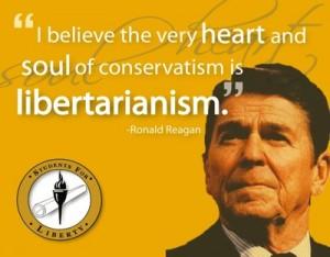 reagan libertarian