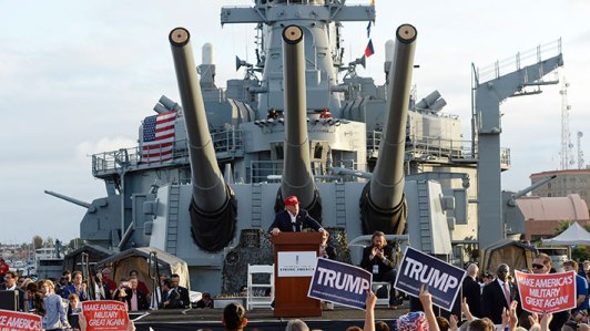 trump-USS-Iowa